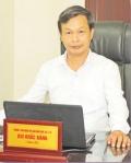 Ông Bùi Khác Bằng - Giám đốc Trung tâm